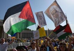 Vatikandan Filistine bir ilk