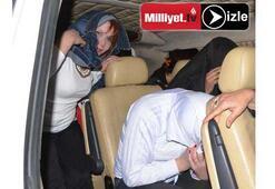 VIP minibüsle tarlada fuhuş