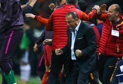 Fatih Terim: Beşiktaşı daha farklı yenebilirdik