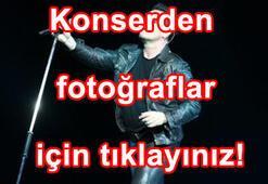 U2dan inanılmaz konser
