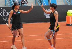 İstanbul Cup çiftler şampiyonu Liang-Shuai Zhang