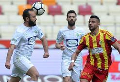 E. Yeni Malatyaspor-TM Akhisarspor: 0-0