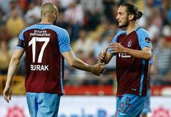 Trabzonsporu, Burak Yılmaz ve Yusuf Yazıcı taşıyor