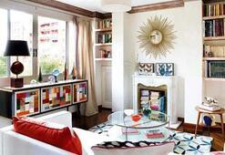 Enerji ve renkle dolu heyecan verici bir ev
