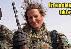 Kanadalı model YPGye katılarak IŞİDle savaştı
