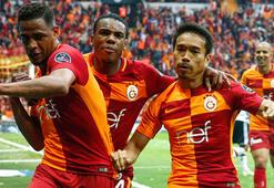 Galatasaray - Beşiktaş: 2-0 (İşte maçın özeti)