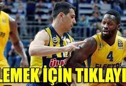 Fenerbahçe Ülker - Maccabi Electra: 82-67