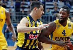 Fenerbahçe Ülker Maccabi Electra maç sonucu: 82-67