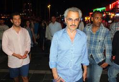 Suudi Prens Talal, Marmarisi sevdi