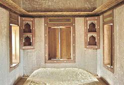 Eski gözetleme kulesinde tek odalı otel