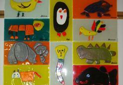 Çocuklar sanat için UNIQ İstanbulda