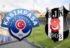 Beşiktaş Kasımpaşa maç sonucu ve özeti