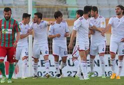 Karşıyaka - Altınordu: 0-5