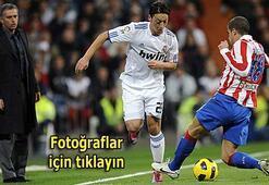 Mesut Özil ATTI Real KAZANDI