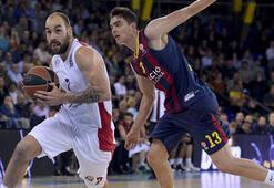 Barcelona - Olympiakos: 63-76
