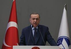 Cumhurbaşkanı Erdoğan: Gelin İzmiri şaha kaldıralım