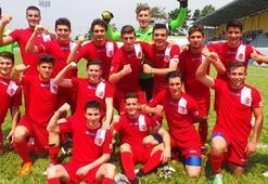 Trabzon Erdoğdu Anadolu Erkek Lisesi, yarı finalde