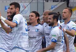 BB Erzurumspor - Tetiş Yapı Elazığspor: 4-1