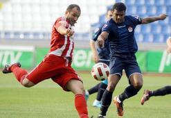 Kasımpaşa: 2 - Sivasspor: 0