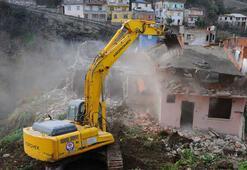 Yıkılan bina sayısı rekor seviyede