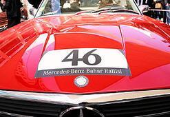 """Mercedes-Benz Bahar Rallisi"" start aldı"