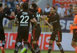 Kasımpaşa - Beşiktaş: 1-5