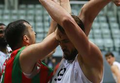 Beşiktaş Sompo Japan-Pınar Karşıyaka: 77-63