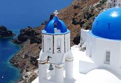 Gemiyle Yunan adaları
