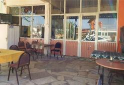 Kahvehaneye silahlı baskın: 1 ölü, 10 yaralı