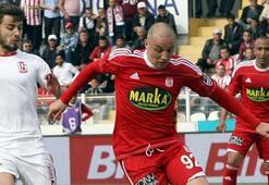 Medicana Sivasspor-Balıkesirspor: 1-1