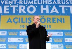 Erdoğandan koalisyon çıkışı