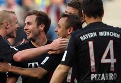 Bayern Münih puan farkını açtı