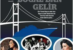 """""""60 m²"""" Tekne Konserleri Jehan Barburla sürüyor"""