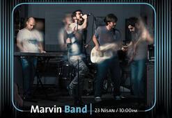 Marvin Band, Hard Rock Cafe İstanbulda