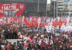 1 Mayısa 10 gün kala kritik zirve