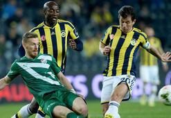 Fenerbahçe - Bursaspor: 1-0