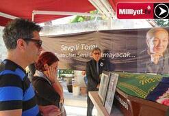 Tomris İncer, çok sevdiği Foça'da son yolculuğuna uğurlandı