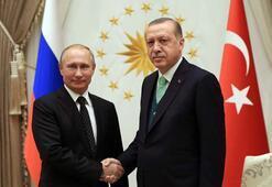 Son dakika... Erdoğan - Putin ortak basın toplantısında kritik Kudüs açıklaması