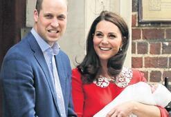 Yeni prensin adı: Louis Arthur Charles