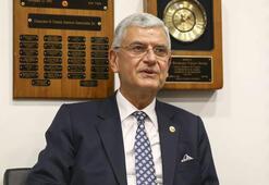 TBMM Dışişleri Komisyonu Başkanı Bozkırın kabulleri gerçekleşti