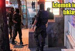 İstanbulda terör örgütü IŞİD operasyonu