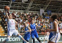 Mersin Büyükşehir Belediyespor-Hatay Büyükşehir Belediyespor: 64-72
