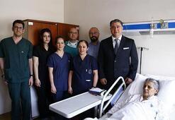 Hazırlıklar 1,5 ay önce başladı Türkiyede bir ilk