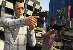 GTA V, VR Gözlükle Böyle Görünüyor