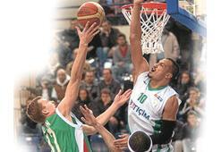 İzmir basketbolu Avrupa'ya açıldı