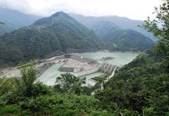 Artvin'deki barajlar Türkiyenin enerji deposu