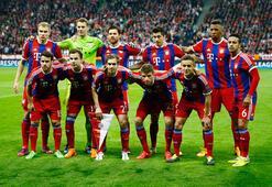 Bayern Münih - Porto: 6-1