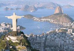 İsa'nın tüm heybetiyle kolları altına aldığı kent: Rio de Jeneiro