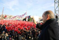 Cumhurbaşkanı Erdoğandan flaş Ataşehir çıkışı: Daha çok şeyler gelecek