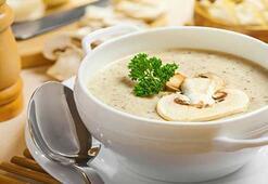 Kış aylarının vazgeçilmezi mantar çorbası
